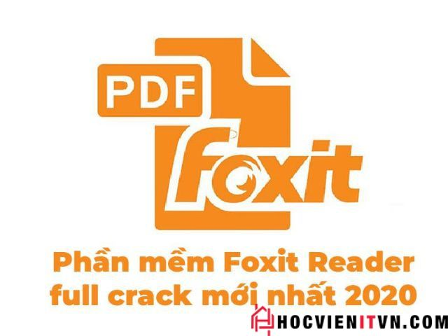 Tải Foxit Reader full bản chuẩn - hocvienitvn | ello
