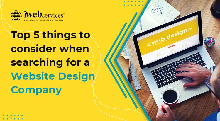 Top 5 searching website design  - iweb_services | ello