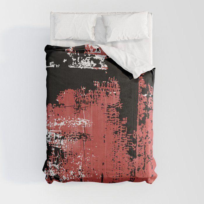 Grunge Paint Red White Black Co - art-heart-and-alternative-mood   ello