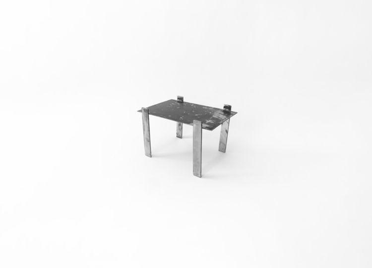 Tiny Table - Mild steel. Minima - ethangi | ello