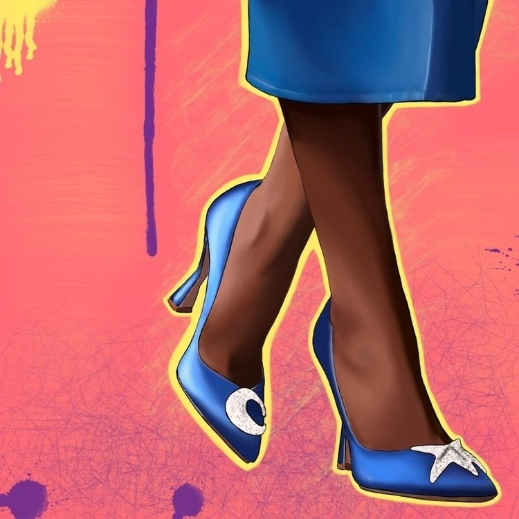 High heels stuff🤷:type_1_2:♀️ - itsgiz | ello