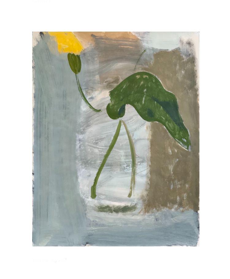 Flowers. Painting. Art studio S - sergeykonstantinov   ello