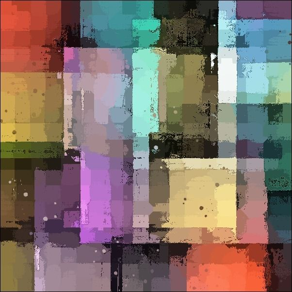 Untitled Abstract 614 - zenwit   ello