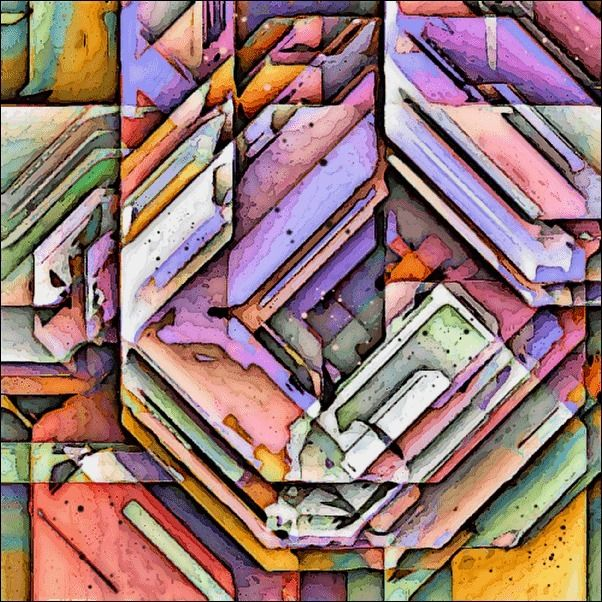 Untitled Abstract 615 - zenwit   ello