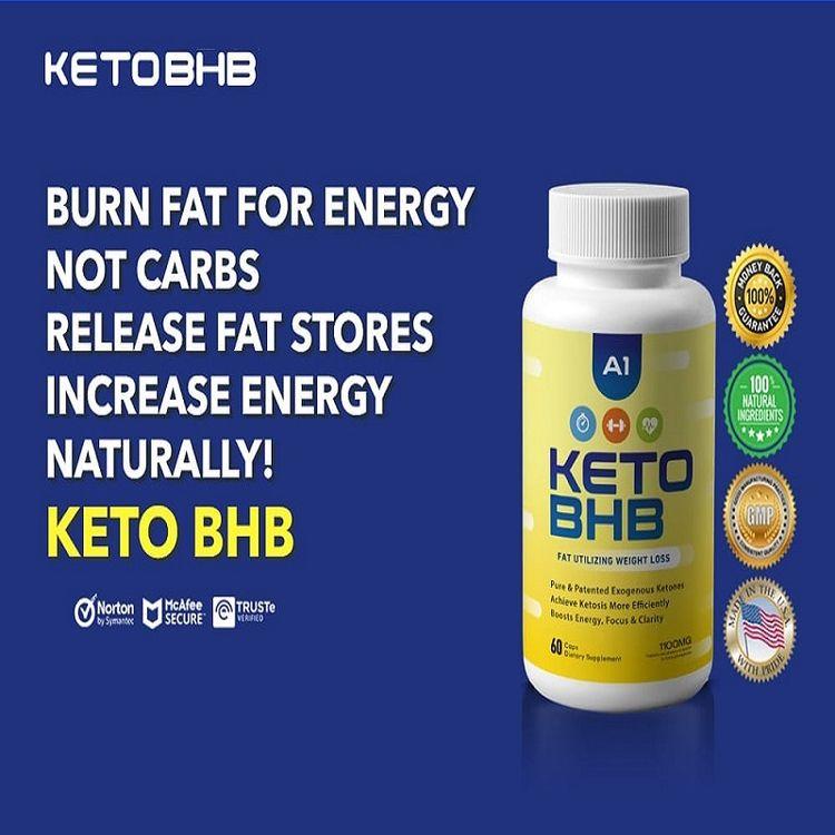 A1 Keto BHB capsules accelerate - a1ketobhb | ello