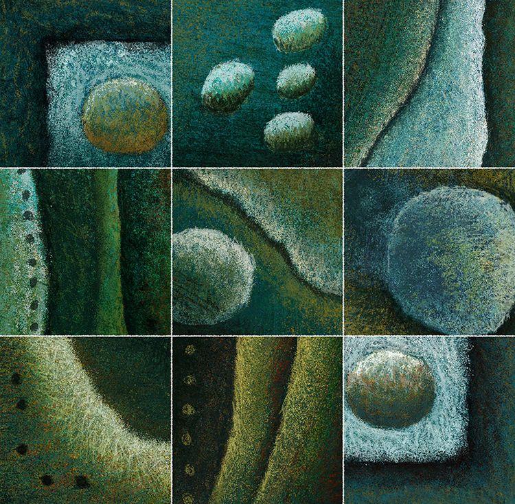 Abstract Giclee Art Print, Limi - juliannewmanartist   ello