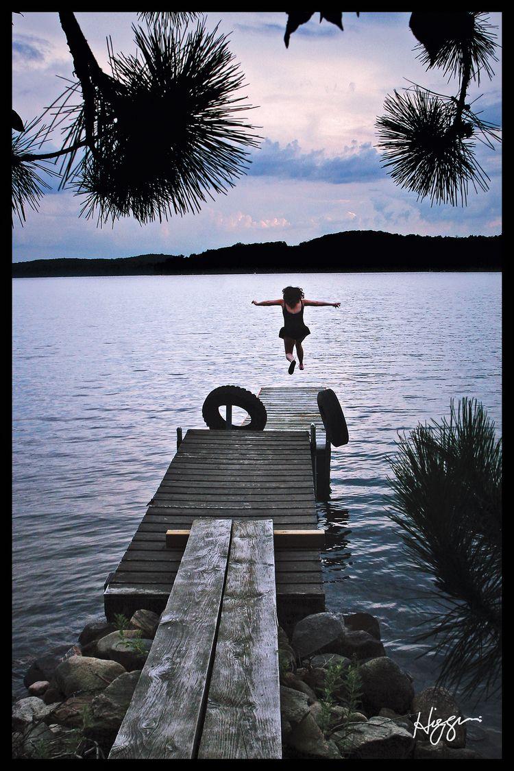 friend heading lake - jeffreyearl   ello