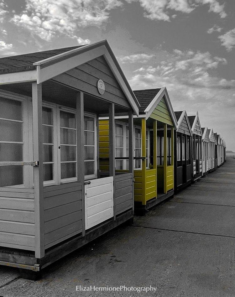 - Tags - beach, beachhut, pastel - elizahermionephotography   ello