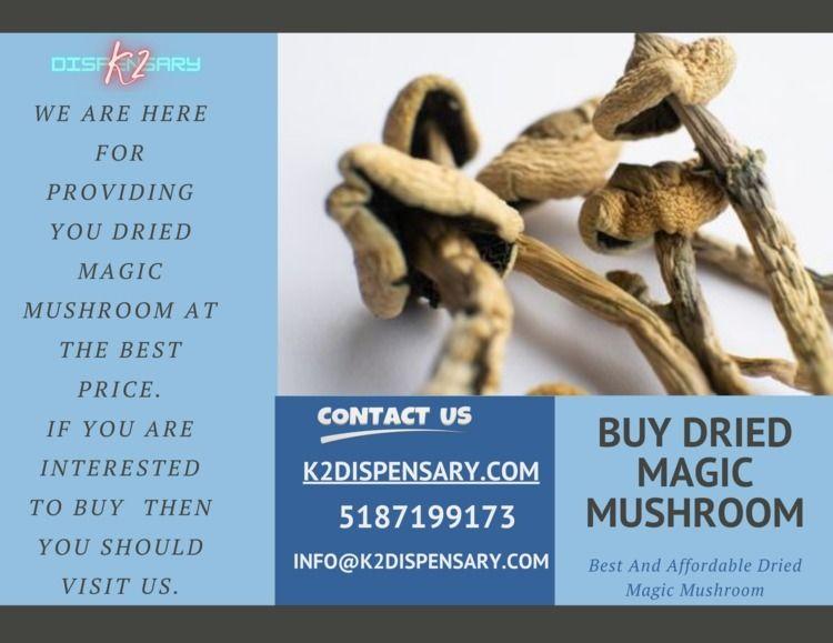 Affordable Dried Magic Mushroom - k2dispensary01 | ello