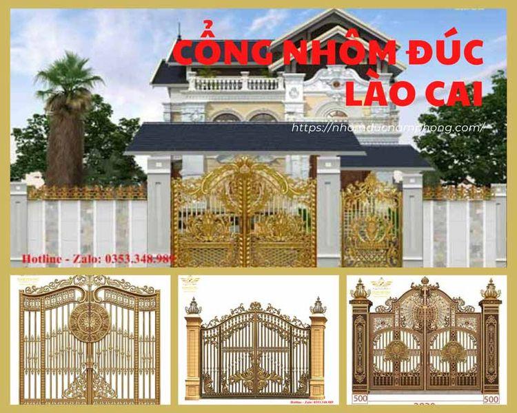 :crown:Cổng cửa, lan nhôm đúc L - nhomducnamphong   ello