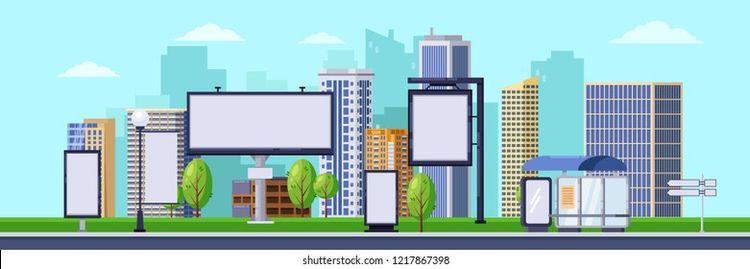 Outdoor Advertising Pakistan ad - transcast | ello