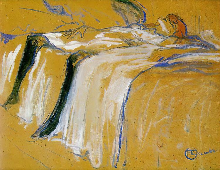 Henri de Tolouse-Lautrec, (Elle - geeksusie | ello
