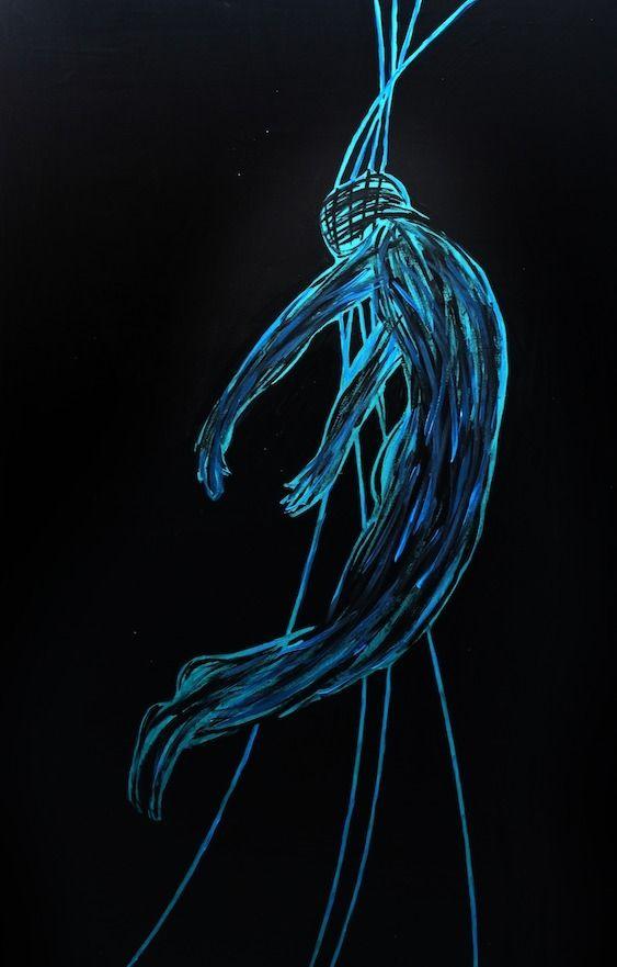 Gravity Series - contemporary, painting - jucamaximo | ello