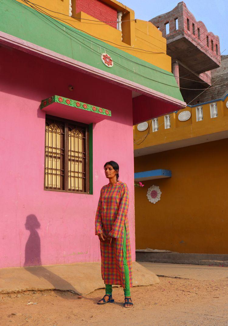 Colour upbringing Madras plays  - noicemag | ello