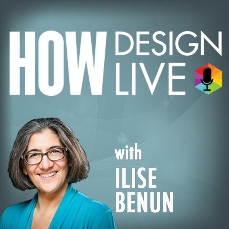 HOW Design Live Podcast Image