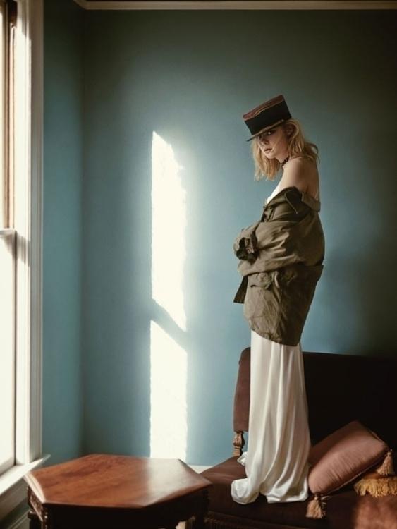 Smells Like Teen Spirit. Photography by Boo George. Fashion editor Christine Centenera. Model Elle Fanning. For Vogue Australia. 5.jpg