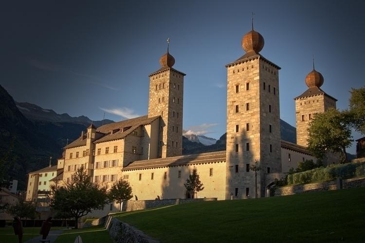 Stockalper Palace, Brig, Switzerland.jpg