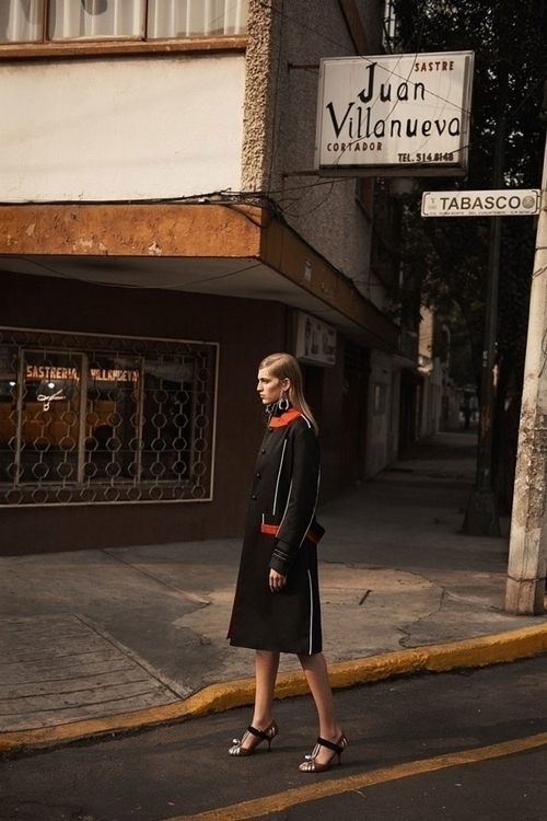 Rhythm of the Heart. Photography by Lachlan Bailey. Fashion editor Ludivine Poiblanc. Model Vanessa Axente. For WSJ. 5.jpg