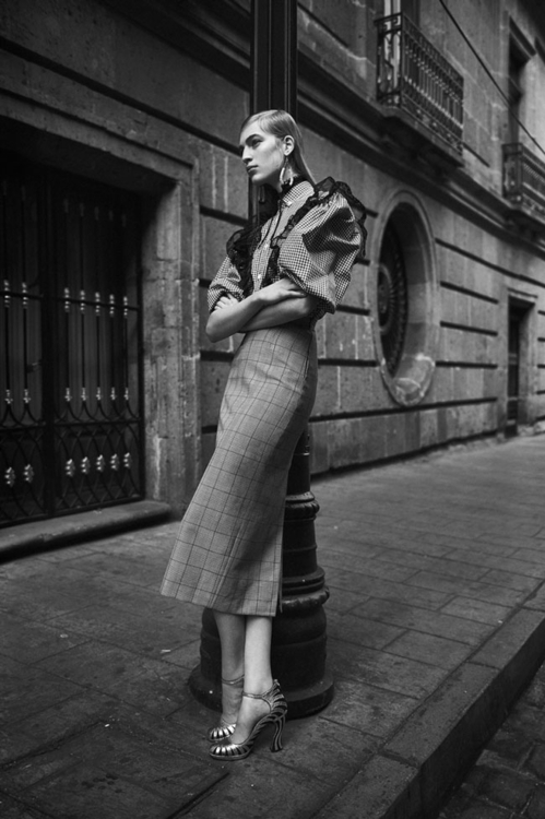 Rhythm of the Heart. Photography by Lachlan Bailey. Fashion editor Ludivine Poiblanc. Model Vanessa Axente. For WSJ. 10.jpg