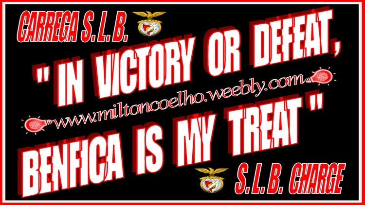 02 In victory or defeat, Benfica is my treat (wallpaper - golden colors logo).png