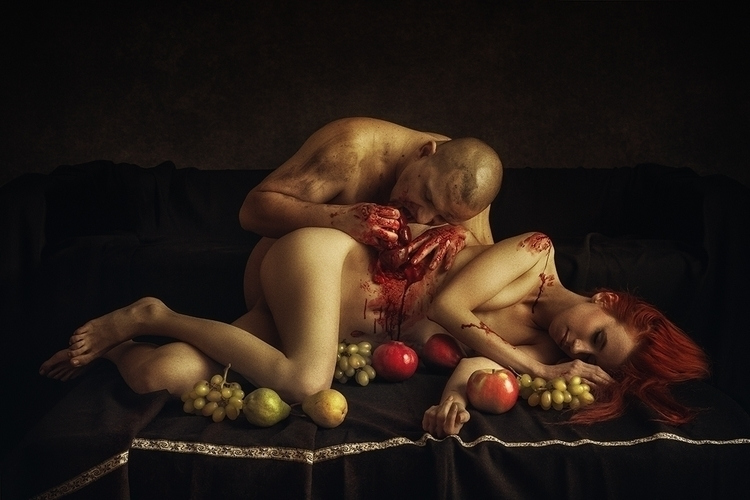 Peter Zelei Images (ig peter_zelei_images) - cpt sty rch by phg - The Beauty and the Beast-The Last Supper.jpg