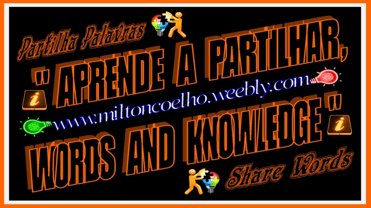 Aprende a partilhar, words and knowledge (wallpaper - 1366x768).png