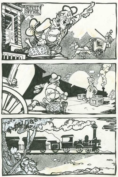 Комиксы милтон 27898 фотография