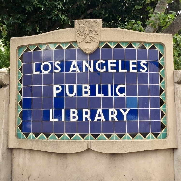 Central Library, Downtown Los A - usual_anomaly | ello