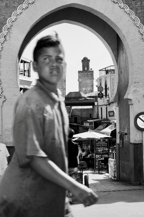 Portrait (Morocco 2016 Nikon D5 - dainahodgson | ello