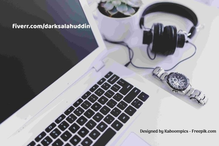 headphone laptop darksalahuddin - darksalahuddin | ello