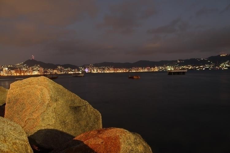 Bahía de Santa Lucía Acapulco,  - elpaisdedomingo | ello
