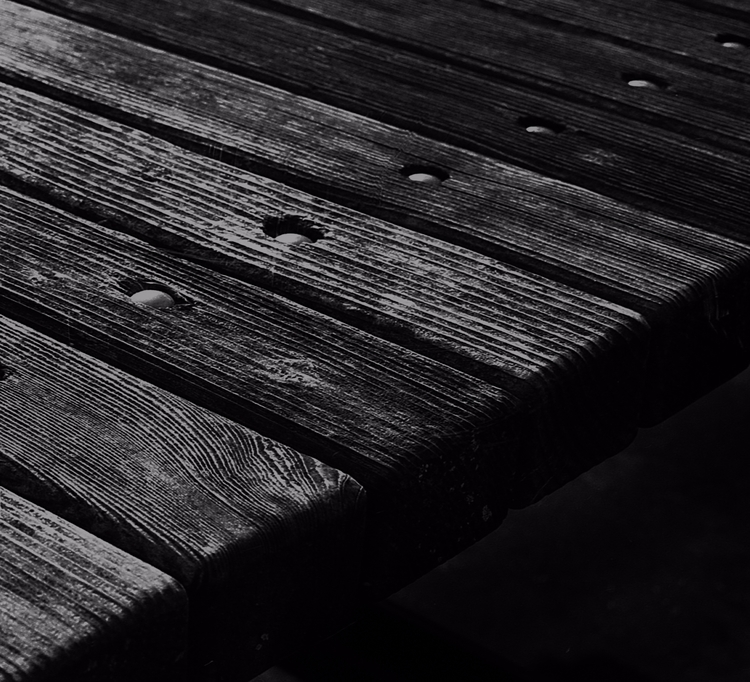 Sun falling weathered wood Cano - junwin | ello