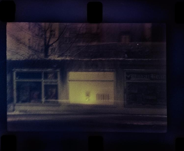 Berlin 2017. Expired 1980s I Ko - stikka | ello
