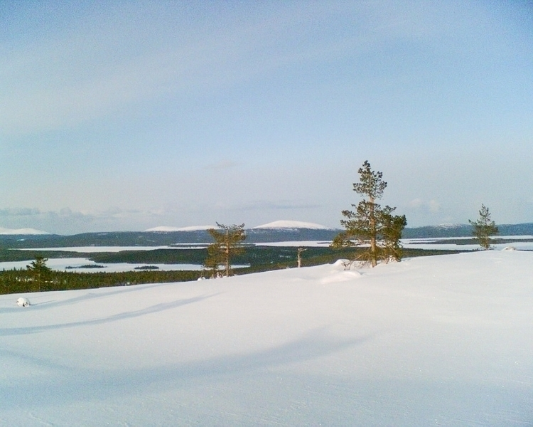 top fell sight smell fresh snow - haikuinen | ello
