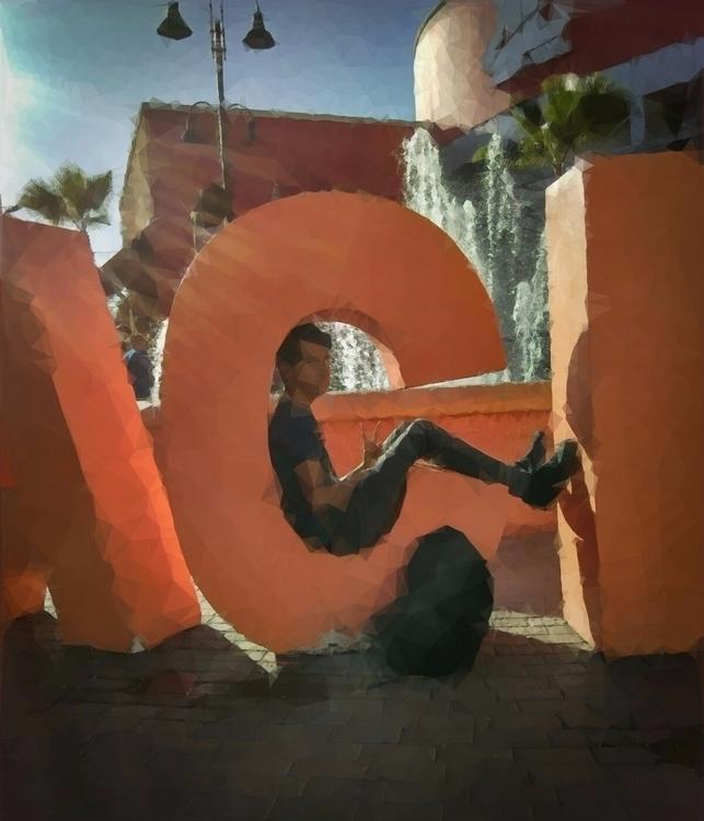 Me Fotografía Poligonos 🌼 - zoco555 | ello