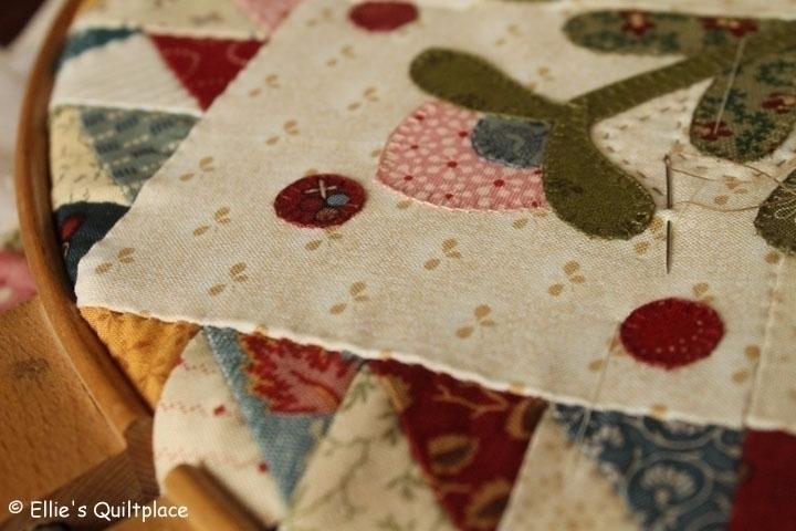 A pile scraps, mini quilt blog  - eqpellen | ello
