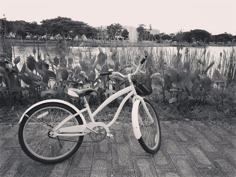 Its time I rode bike. Nuvali Pa - rheaiyah | ello
