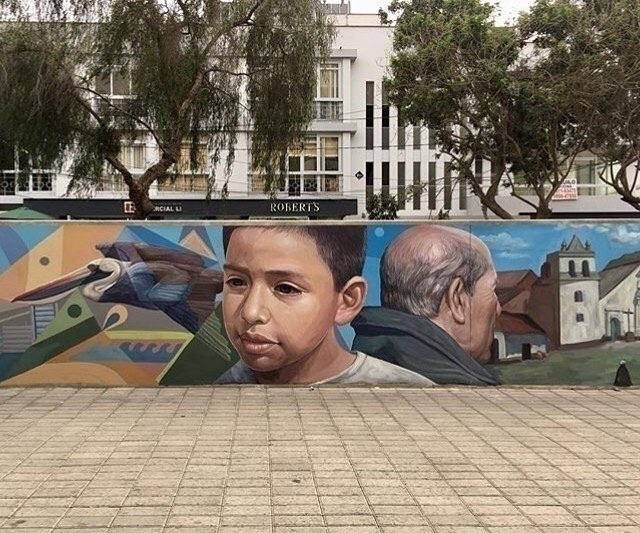 Migration Memory mural El Decer - streetartunitedstates | ello