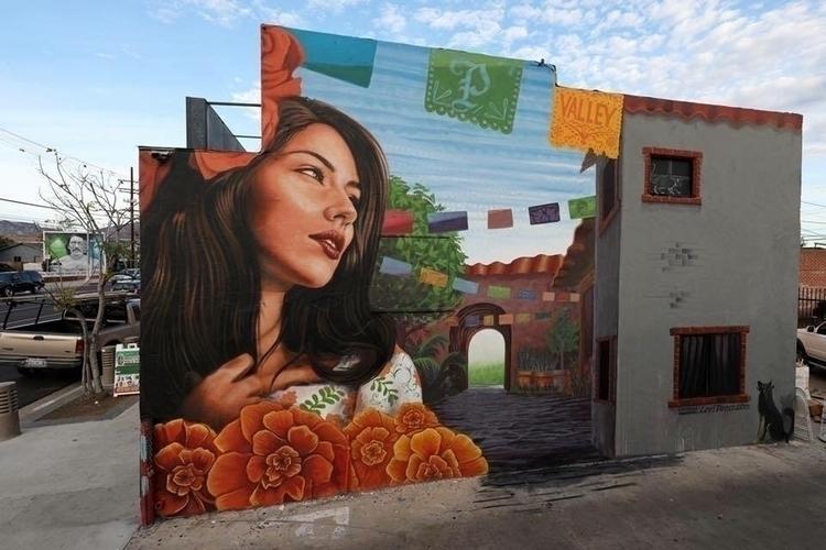 Artist: Levi Fonz Ponce Locatio - streetartunitedstates | ello