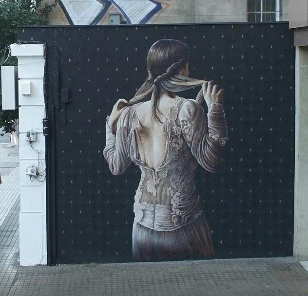 Artist: Barriga - streetartunitedstates | ello