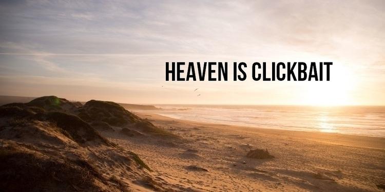 You died. And heaven. How die?  - aldentan | ello