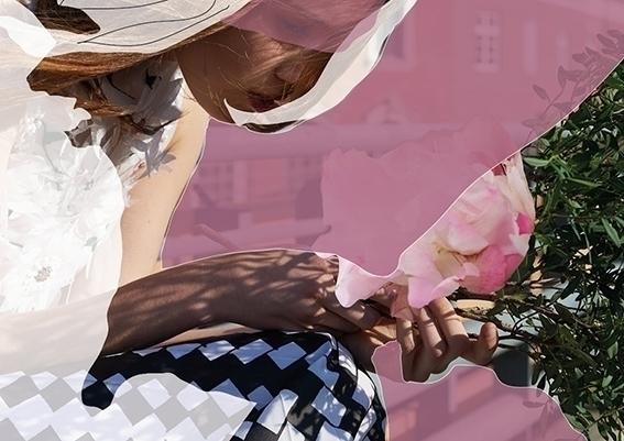 FLOWER ME Fashion Shift Magazin - izaiza | ello