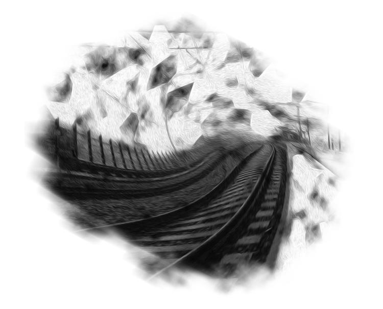 Crystal Tracks T-shirt Tee Desi - 1sinox1 | ello