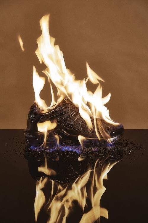 burning nikes set design &  - robinguittat | ello