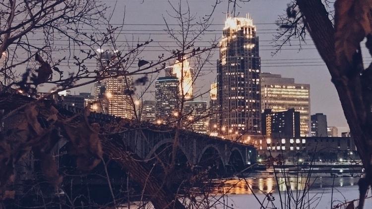 No. 19 — City Lights 365project - theopie | ello