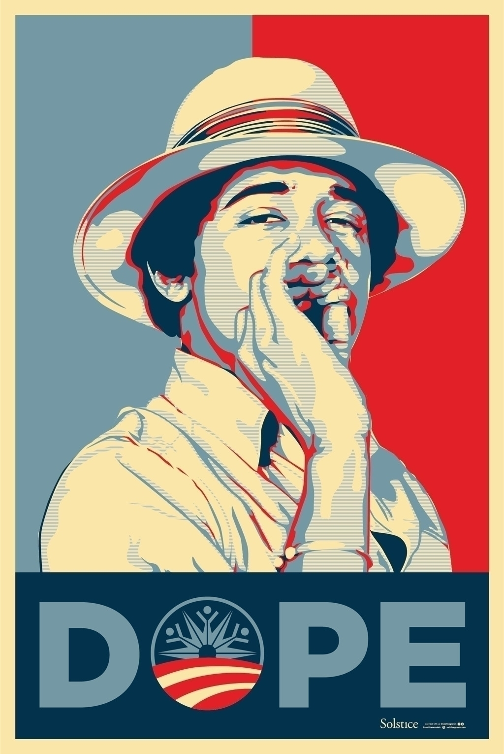 Farewell, Obama. cannabis solst - solsticegrown | ello