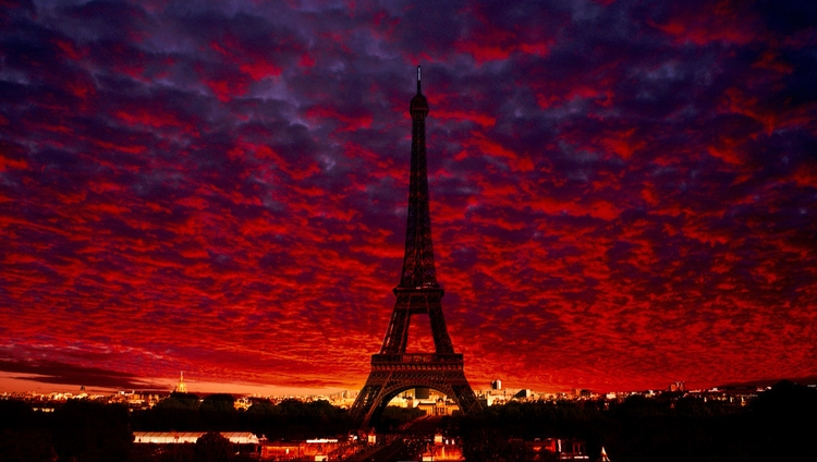 sunsets closetanon paris - closetanon | ello