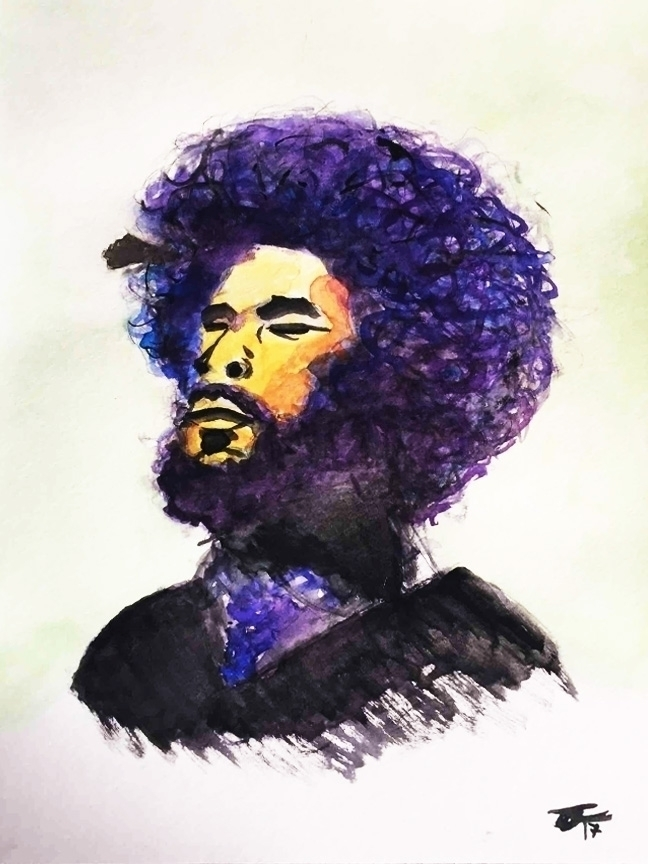 Happy Birthday Questlove! water - jeffwalters | ello