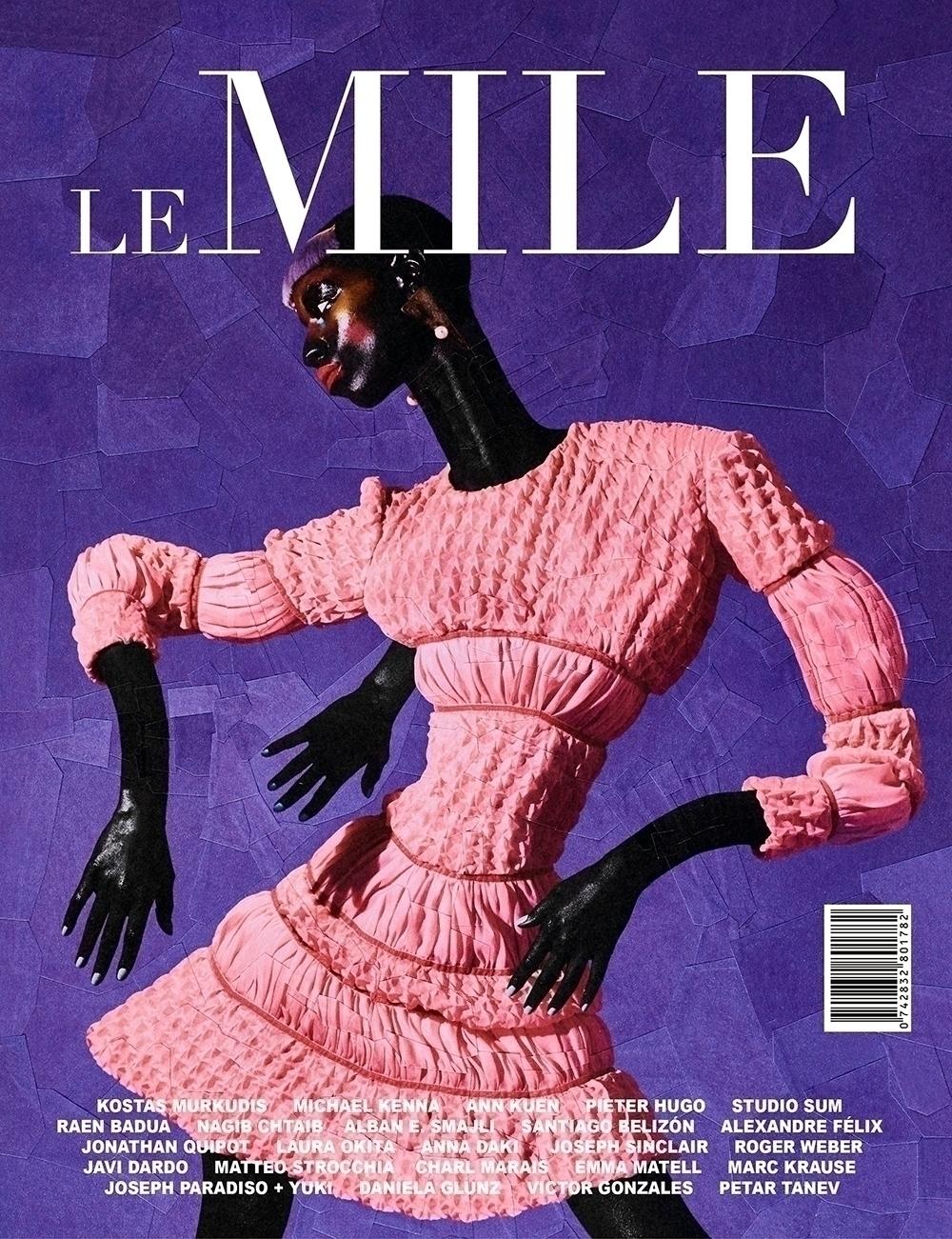 LUNNA For Le Mile Magazine 21 P - loladupre | ello