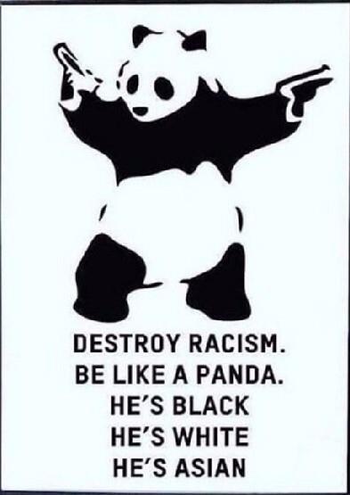 Be panda destroyracism graf asi - ky4eryavii_pon4o | ello